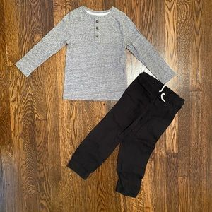 Toddler boy outfit 4T